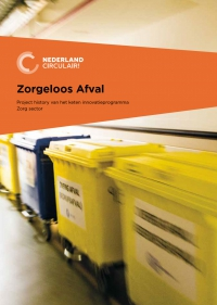 Projecthistory Innovatieprogramma Zorgeloos Afval (zorgsector)